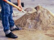 การผสมปูนทราย
