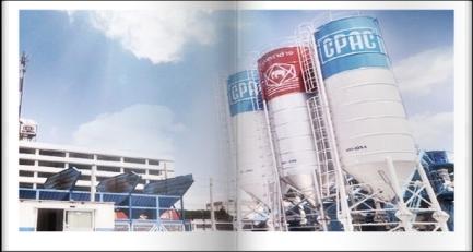 แพล้นปูน ซีแพค ผลิตคอนกรีตผสมเสร็จ แคราย นนทบุรี Cpac concrete ready mixed plant ขายคอนกรีต