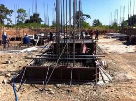 ภาพตัวอย่าง บริการเทคอนกรีตผสมเสร็จ ปูนมิกซ์ concrete ready mix cpac3