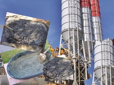 เปรียบเทียบคอนกรีตผสมเสร็จกับการผสมปูนเทพื้นเองด้วยมือ Concrete mixed