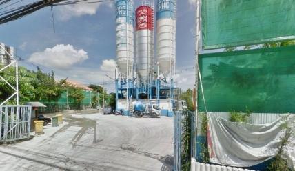 แพล้นปูน ซีแพค ผลิตคอนกรีตผสมเสร็จ แคราย นนทบุรี Cpac concrete ready mixed plant